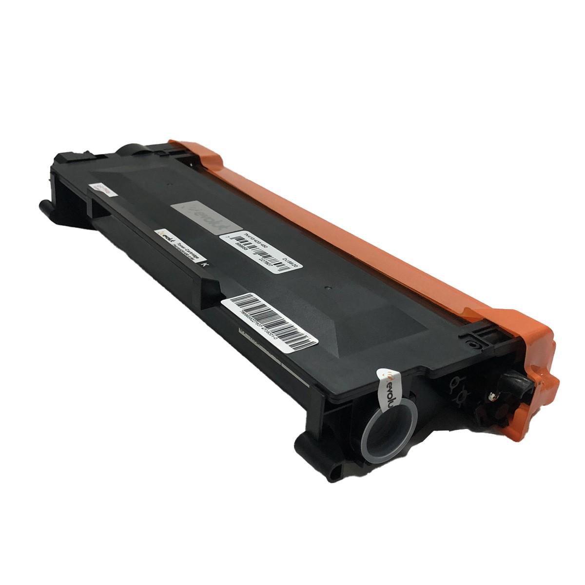 Toner TN410 Evolut Compatível com HL2220 HL2230 HL2240 HL2240D da Brother