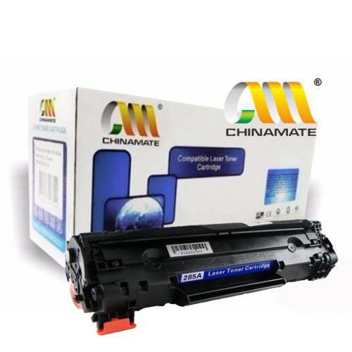 Toner Chinamate 285A Compatível com P1005 P1102w M1120N da HP