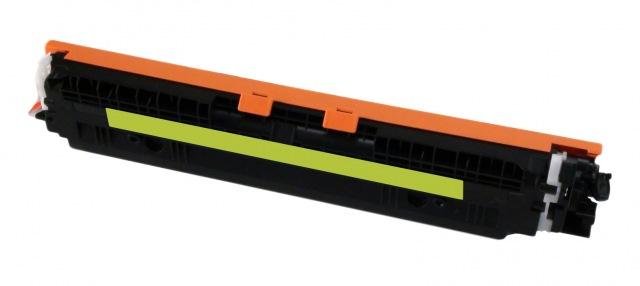 Toner CE312AC CE312 CE 312 Amarelo para Impressoras HP CP1025 126A M175mw M175A Compatível