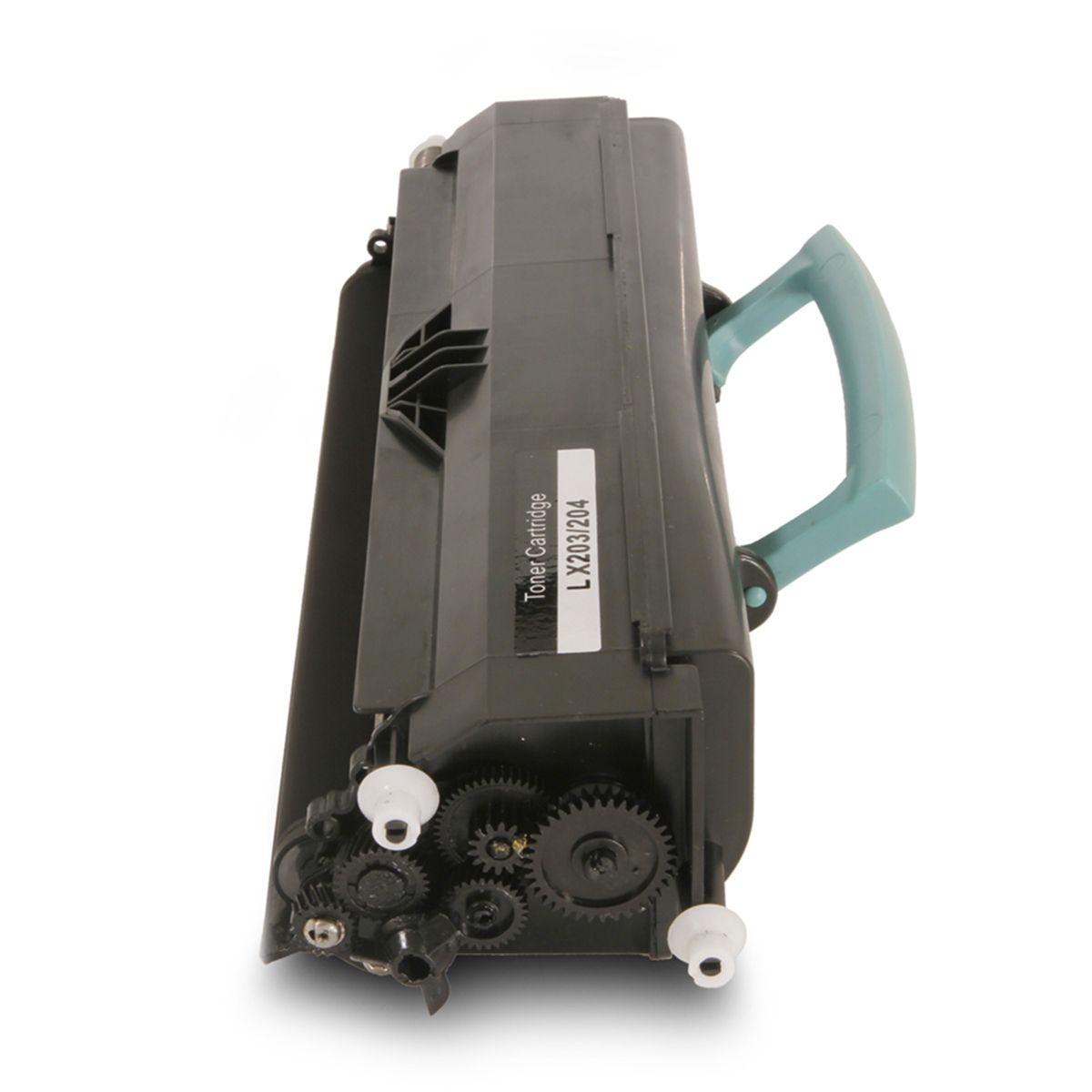 Toner Chinamatte Compatível com impressoras X203 X204 da Lexmark