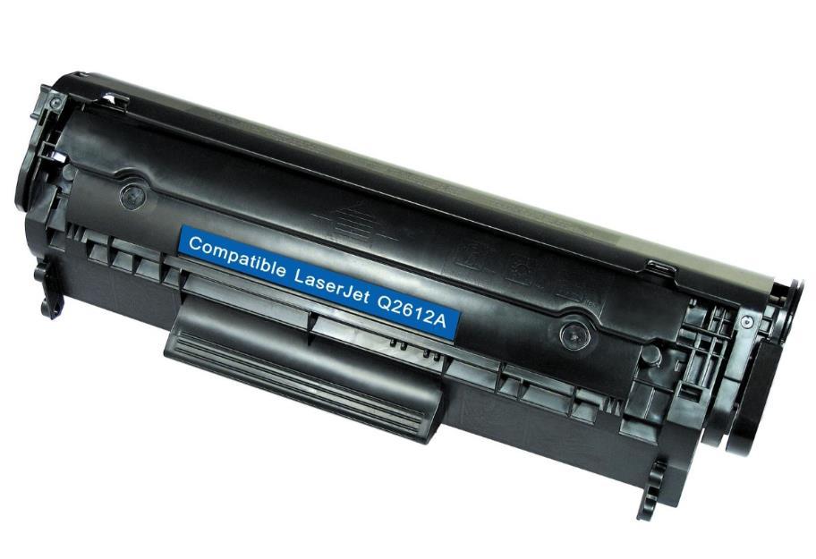 Toner Compatível Q2612a Q 2612 Q2612 para HP M1005 1010 1012 1015 1018 1020 1022 3015