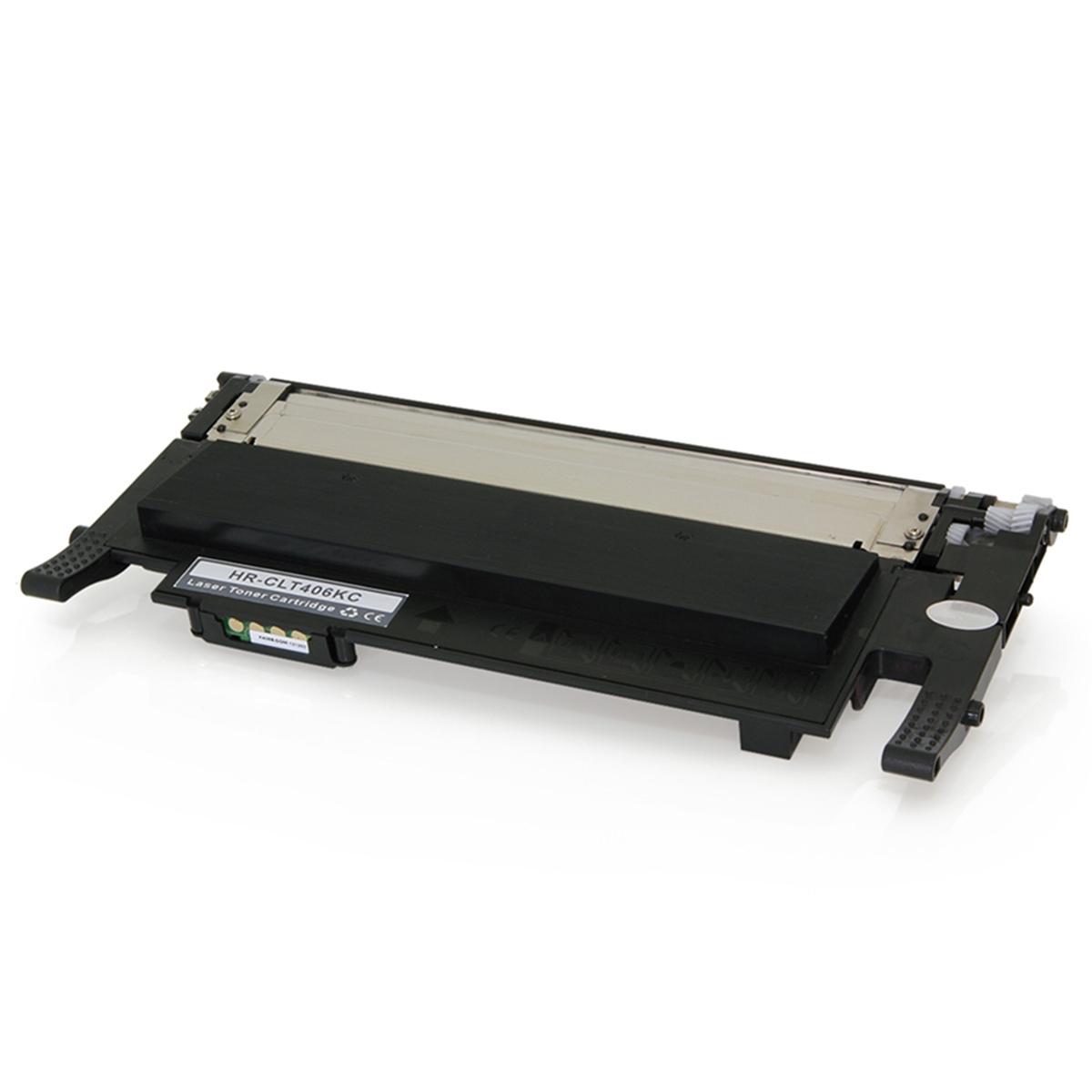 Toner CLT 406 Preto para Samsung CLX3300 3302 3303 CLP 360 Compatível
