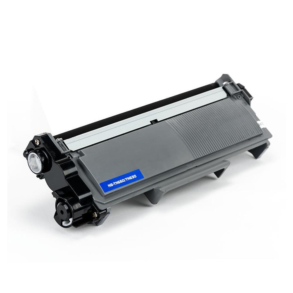 Toner TN660 TN-660 TN2370 TN2340 TN630 para Brother HL-L2340DW MFC-L2740DW Compatível