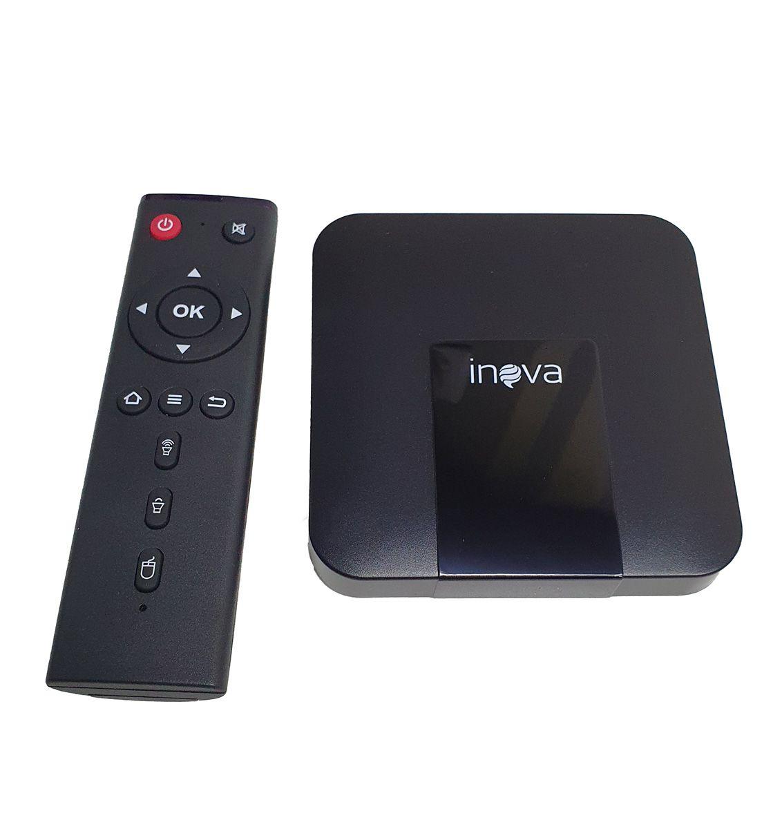Transforme sua TV em Smart com TV Box Inova