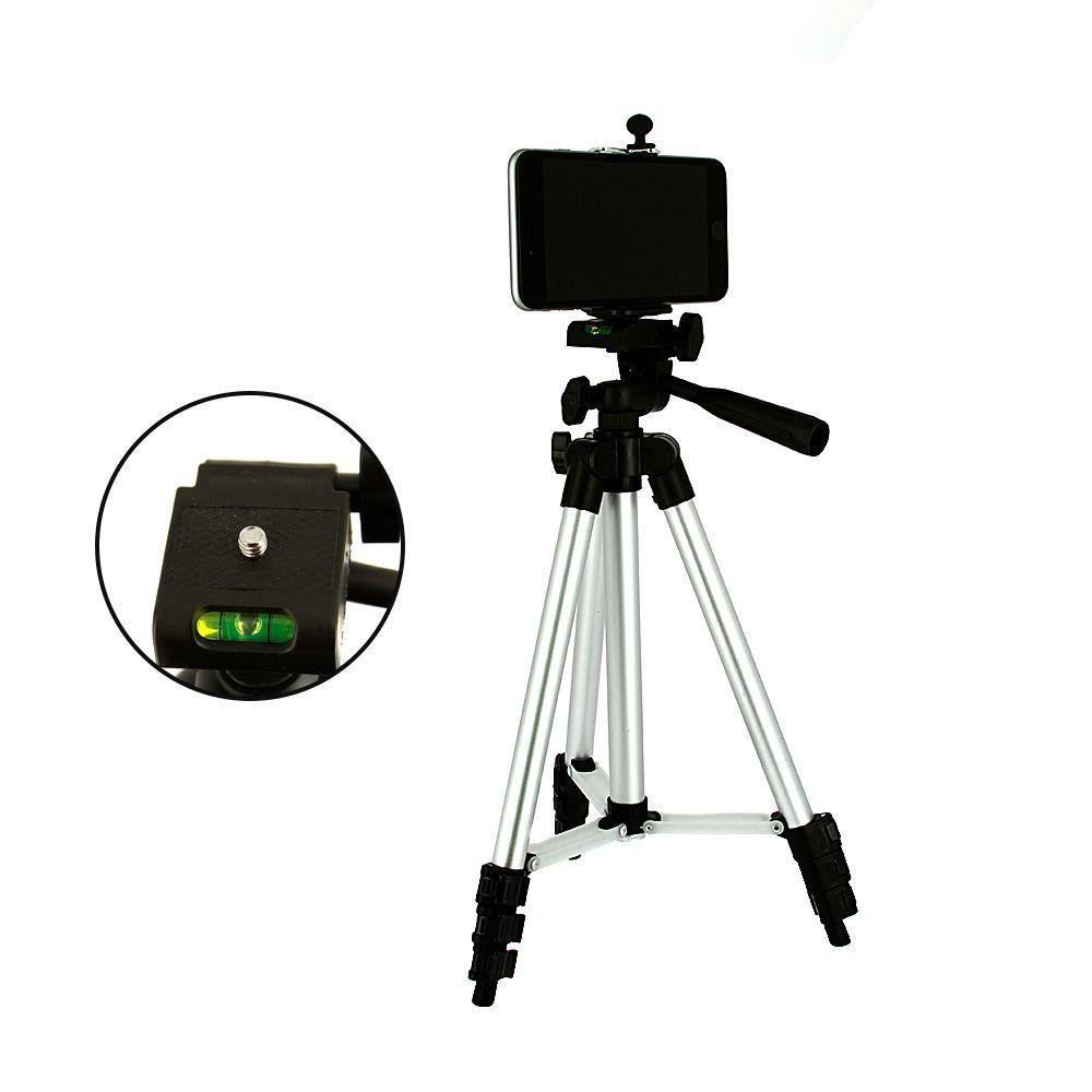 Tripé para Câmera e Celular 100cm SPO-8192 Inova