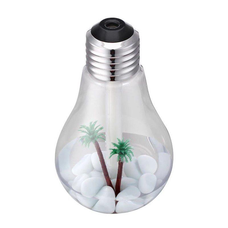 Umidificador de Ar Lâmpada USB LED Inova HUMID-8531