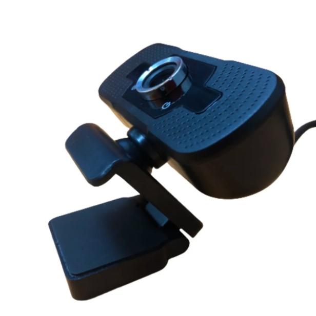 Webcam HD 1080p com microfone para videoconferência LT-6319