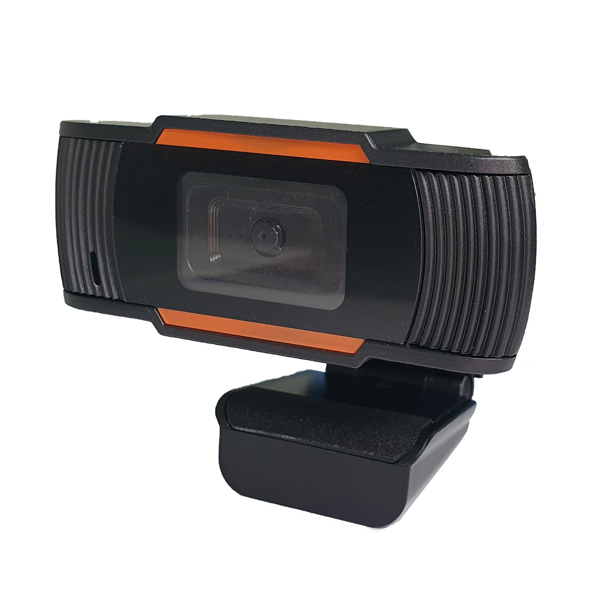Webcam HD 720p com Microfone para Vídeo aula USB