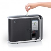 Relógio de Ponto Inner Rep Plus Biométrico e Código de Barra