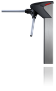 Catraca iDBlock Inox Leitor Biométrico e Proximidade