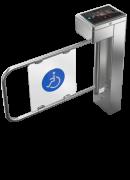 Catraca Eletrônica de acesso iDBlock PNE  Control ID