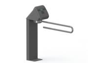 Catraca PNE para acesso de cadeirantes Topdata