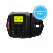 Controlador De Acesso Primme Biométrico E Barras C/ Software