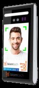 Registrador de Ponto Facial Portaria 373 A040 1000f c/ Software