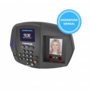 Relógio de Ponto 373 Primme SF Biometria Facial com Software