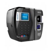 Relógio de Ponto REP Hexa Advanced Biométrico e Código de Barras