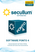 Software de Ponto Secullum 4