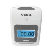 Relógio De Ponto Cartográfico Mecânico Vega No-break Interno