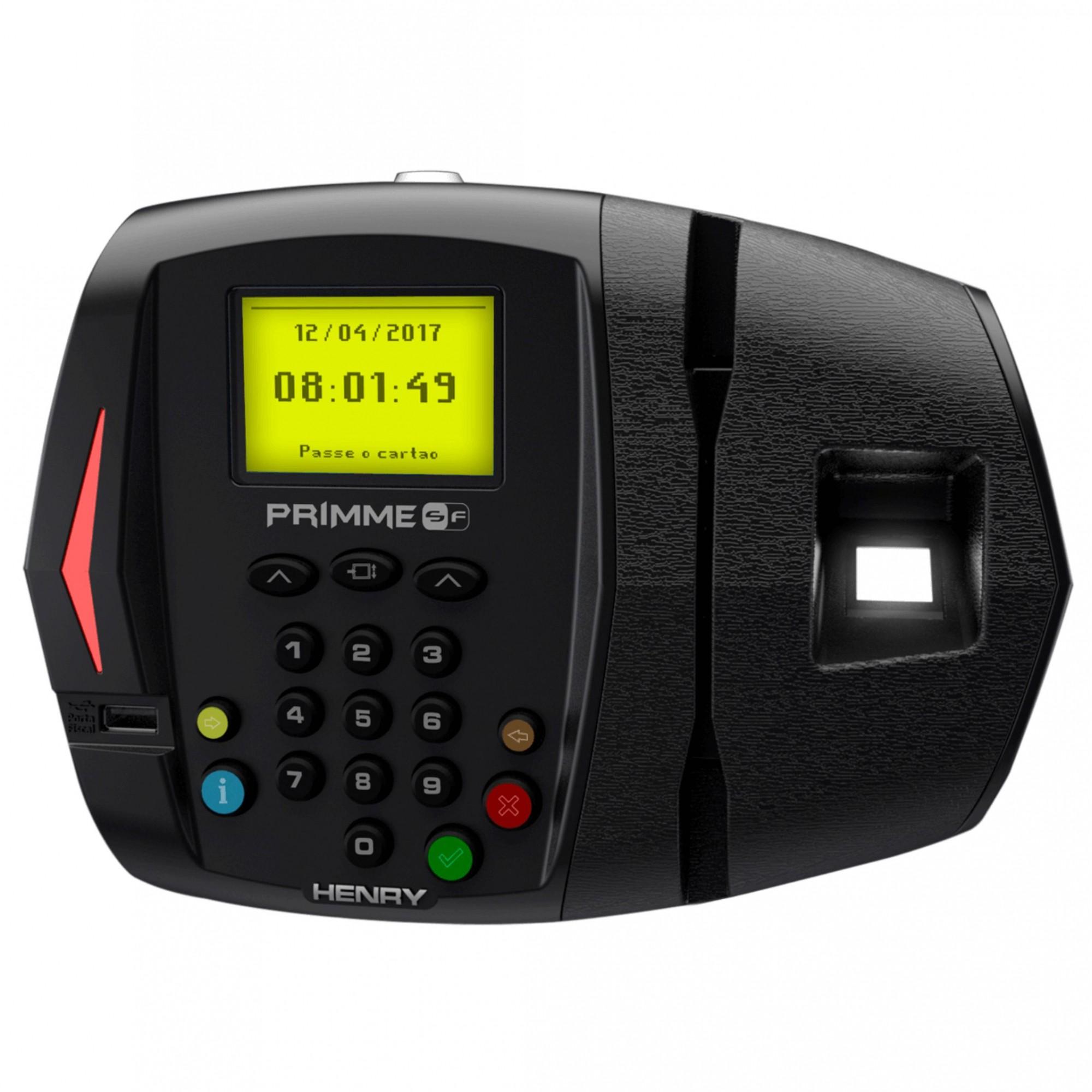 Assinatura Controlador Primme Bio Prox + Software + Manutenção