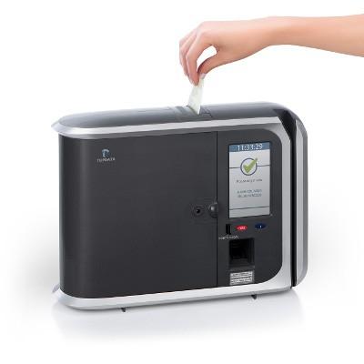 Relógio Ponto Inner REP PLUS Biométrico Proximidade e Barras