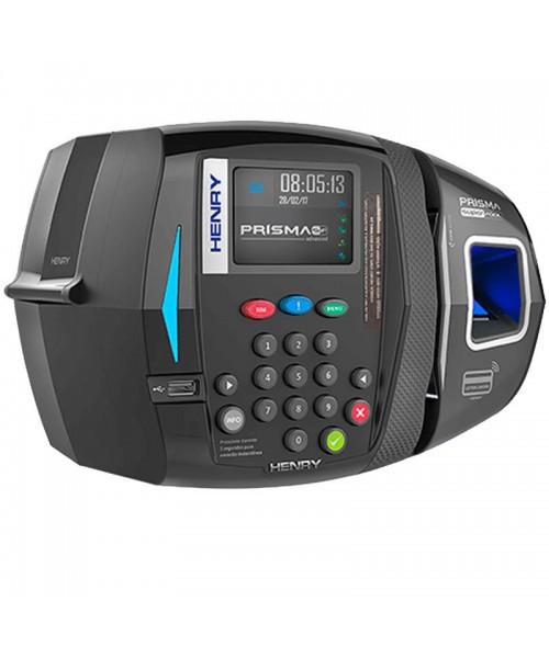Relógio de Ponto REP Prisma SF Biométrico e Código de Barras