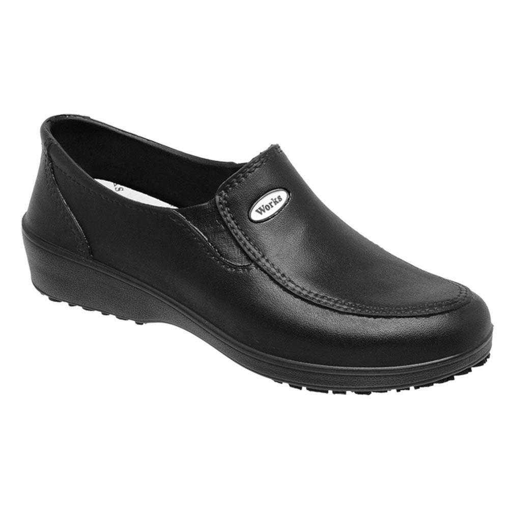Sapato de Segurança Feminino EVA Lady Works EPI BB95 Soft Works CA 40.293