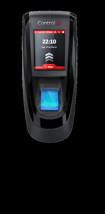 Controlador de Acesso iDAccess Nano Biométrico e Proximidade