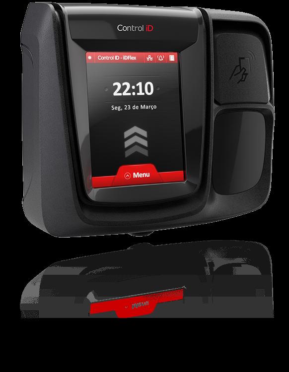 Controlador de Acesso iDFlex Pro Prox Control ID