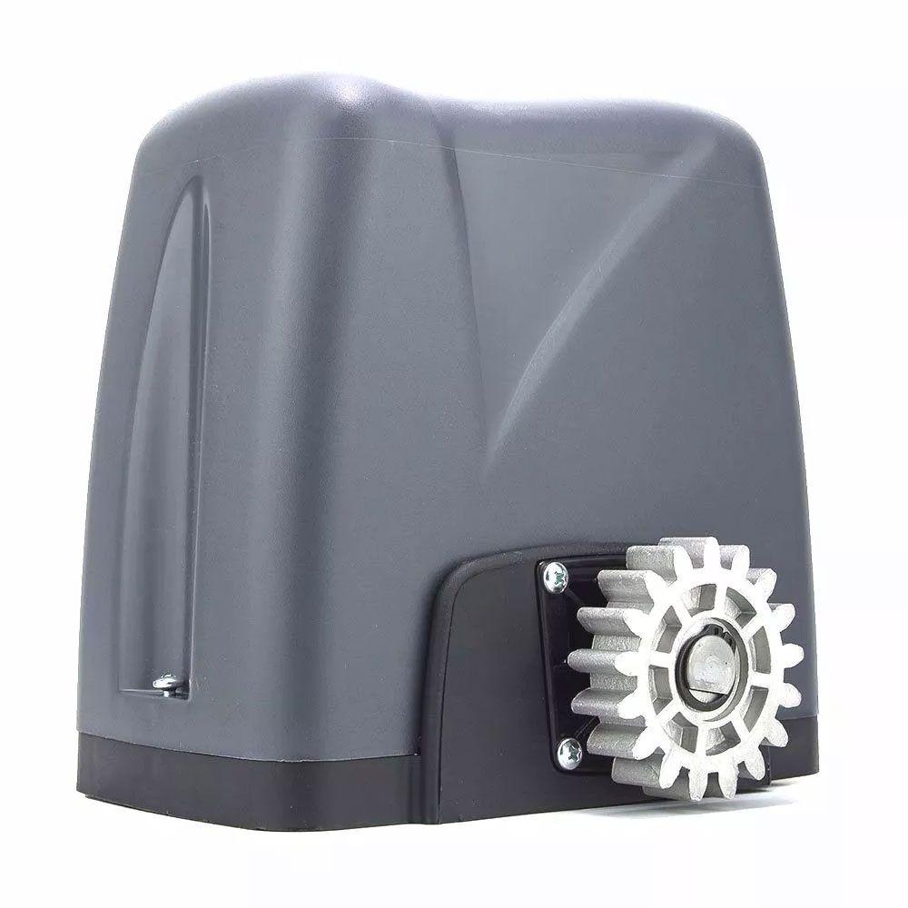 Kit Motor Automatizador Portão Deslizante Rossi Dz Nano Turbo