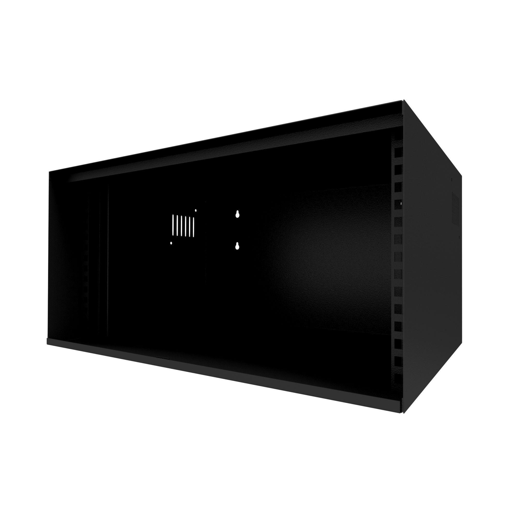 Mini Rack Organizador Padrão 19 5u Fechado Onix