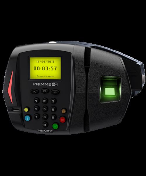Relógio de Ponto 373 Primme SF Biométrico e Código de Barras