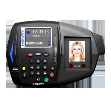 Relógio de Ponto REP Prisma SF R2 Biometria Facial e Proximidade