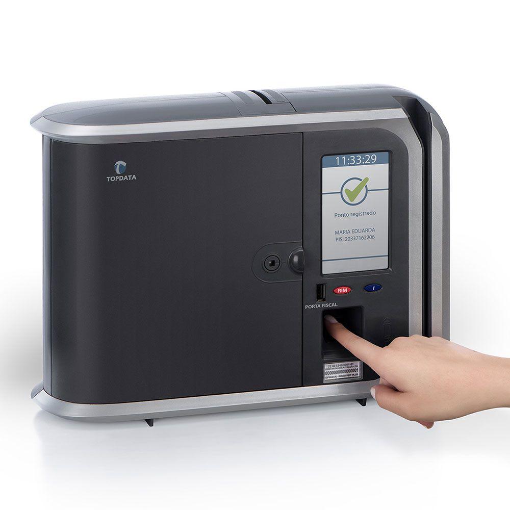 Relógio de ponto Inner REP PLUS LC Biométrico, Proximidade e Barras