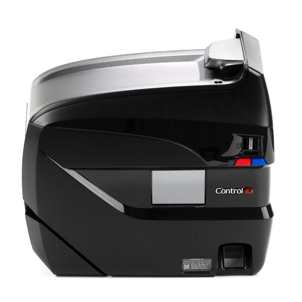 Relógio Ponto iDClass 373 Biométrico Prox. e Barras Software