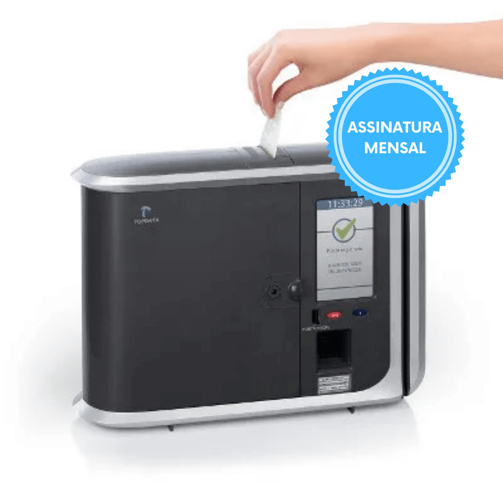 Relógio Ponto Inner REP PLUS Biométrico Proximidade Software