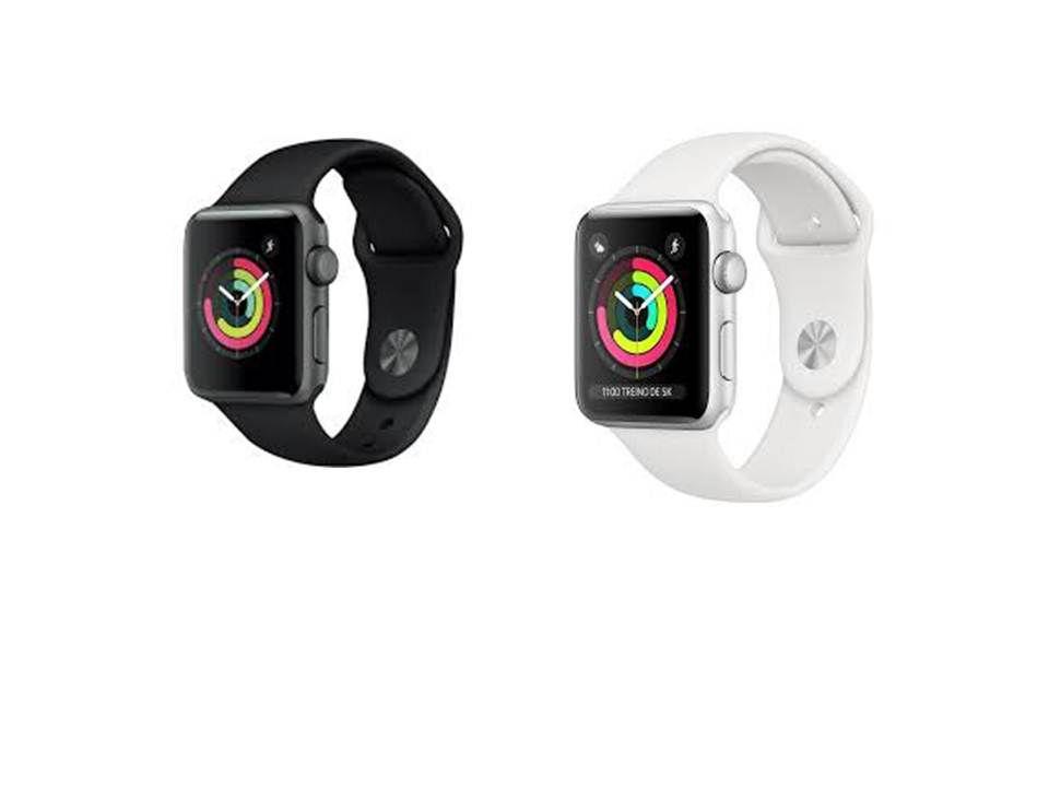 Apple Watch Series 3 38mm Gps - Lacrado