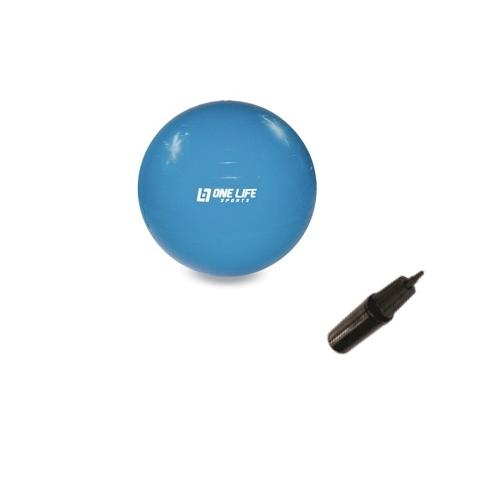 Bola Suiça para Ginástica 55 cm + Bomba Grátis
