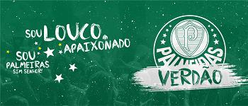 Caneca Magica Palmeiras