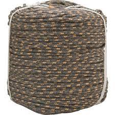 Corda Multiuso colorida  de  10 mm com 190 metros