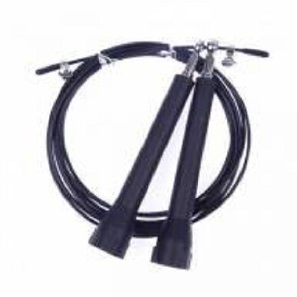 Corda de Pular Profissional  Speed Rope Alumínio 2 Rolamentos