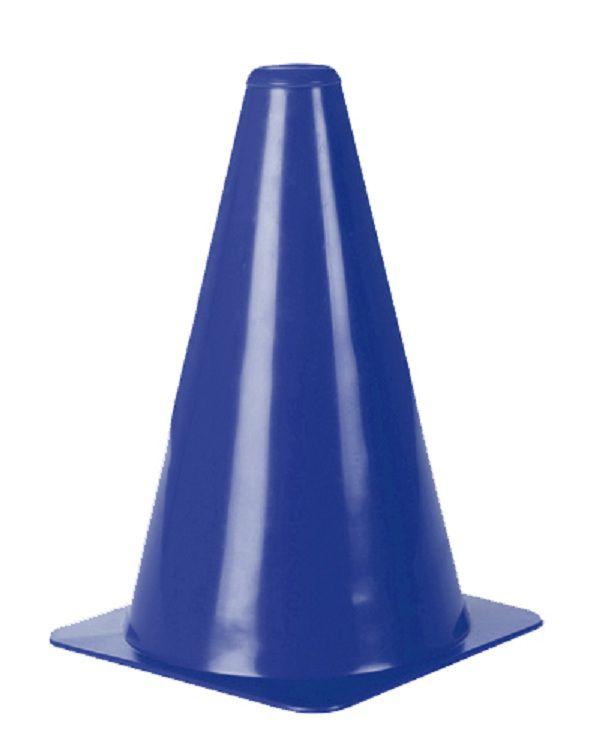 Kit 10 Cones 20 Cm flexível + 10 Chapeu Chines Funcional Agilidade