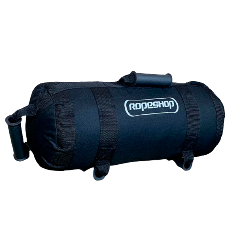 Kit Power Bag Bolsa Treinamento 10kg 15kg E 20 Kg
