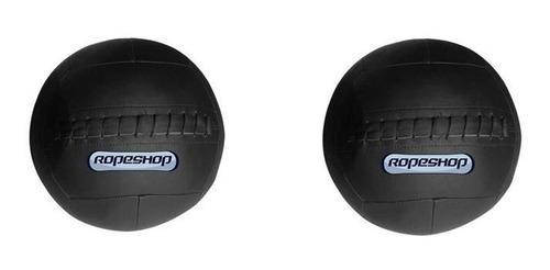 Kit Wall Ball 10 Kg + Wall Ball 12 Kg
