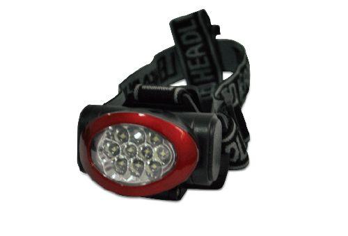 Lanterna de Cabeça LED   10 leds