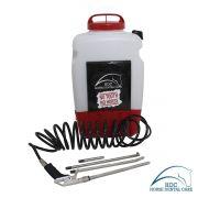 Bomba de Água Elétrica (Sistema de irrigação alimentado a bateria)