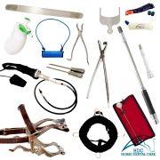 Kit Básico para Odontologia Equina 01 - EVO