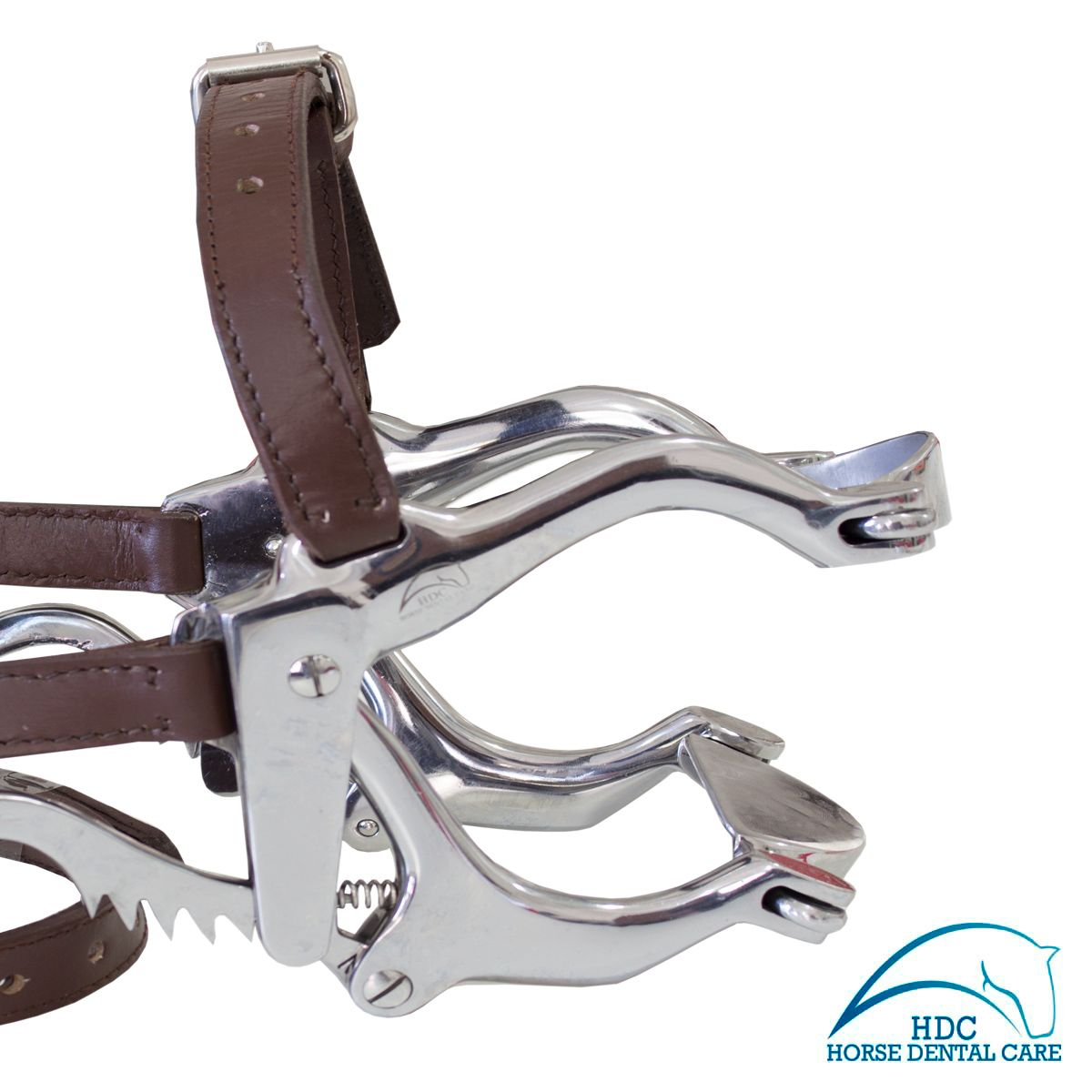 Abridor de boca para Equinos - Modelo McPherson (Ponei)