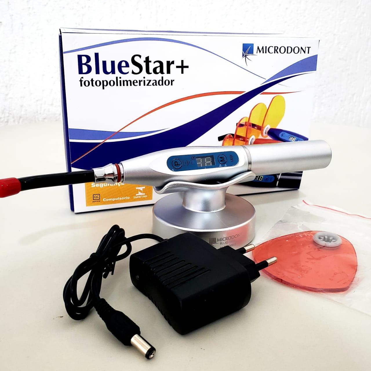 Fotopolimerizador BlueStar + - Microdont