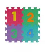 Tapete de Atividade em e.v.a Alfanumérico - Mor