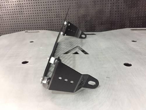 Protetor De Farol Em Grade Bmw F800gs